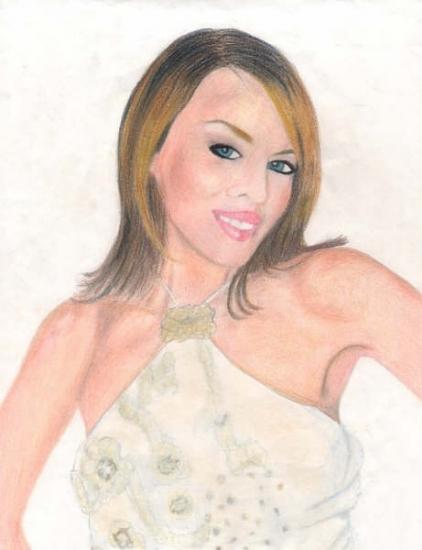 Kylie Minogue por elyk